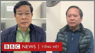 AVG, Vũ Nhôm, các đại án và vai trò cá nhân 'Người đốt lò' Nguyễn Phú Trọng - BBC News Tiếng Việt