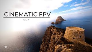 IBIZA | The White Island | 4K Long Range FPV ????