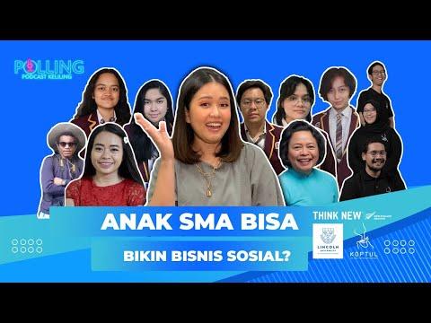 cerita anak-anak muda indonesia yang bergerak untuk bisnis sosial