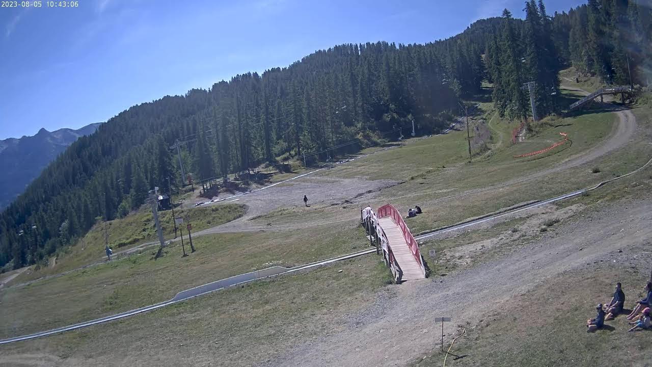 Webcam de Puy Saint Vincent