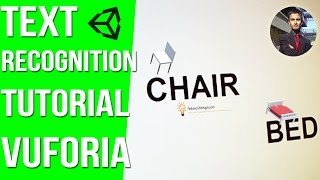 Augmented Reality Tutorial No  18: Unity3D and Vuforia for Text
