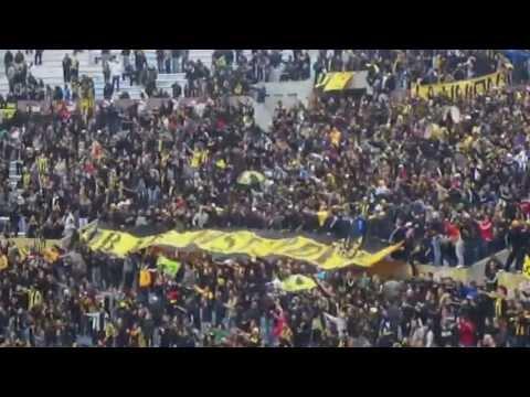 """Peñarol vs Wanderers   Cl. 2013"" Barra: Barra Amsterdam • Club: Peñarol"