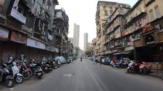 4K Drive In South Mumbais Bazaars