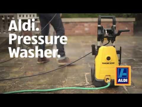 Aldi Pressure Washer!