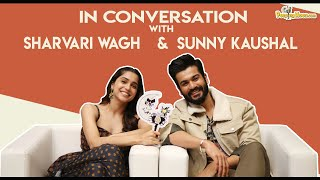 In Conversation with Sharvari Wagh and Sunny Kaushal about The Forgotten Army