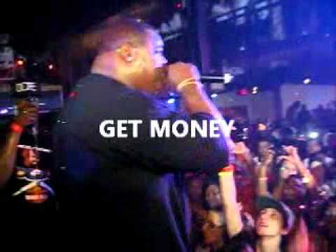 Screw Fest 2012 Big Pokey performing GET MONEY (snippet)