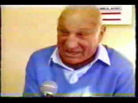 Nota a Francisco Varallo en 1992