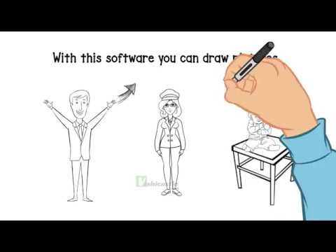 Download How To Make A Whiteboard Animation Video 3GP Mp4 FLV HD Mp3