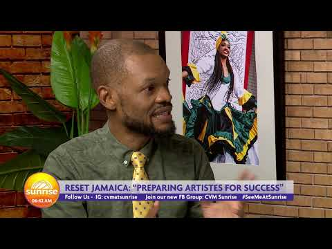 CVM At Sunrise - Reset Ja - July 15, 2019