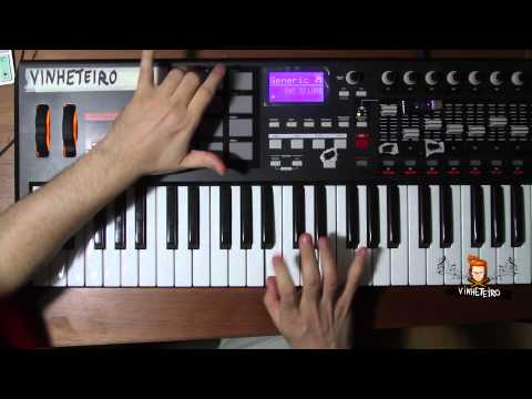 Darude - Sandstorm (Live Keyboard Playing Remix)