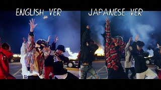 MIC DROP REMIX VS MIC DROP JAPANESE VER