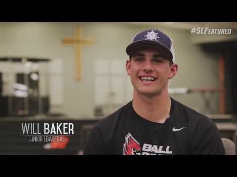 Ball State Sports Link: Getting the Call (Will Baker - Baseball)
