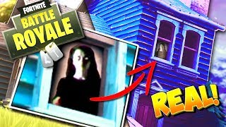 Top 5 SCARIEST FORTNITE MYTHS That Might Actually Be REAL! (Fortnite Battle Royal)