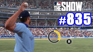 I MOVED! | MLB The Show 20 | Road to the Show #835