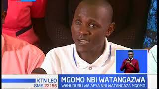 Wahudumu wa afya Nairobi kuanza mgomo