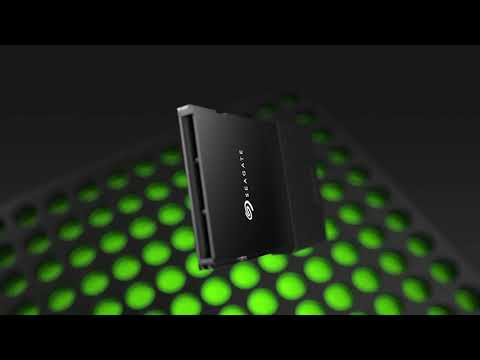 Seagate Carte d'extension de mémoire de 1 To pour Xbox Series X|S (Xbox Series X/S)