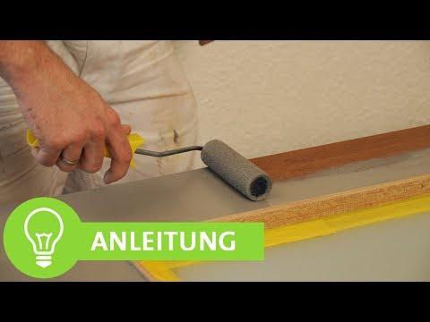 Tür streichen ohne Streifen: Anleitung für einfaches Lackieren von Türen und Zargen