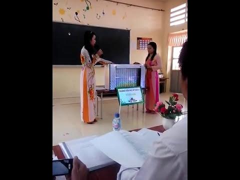 Đồ dùng dạy học cấp huyện năm 2014