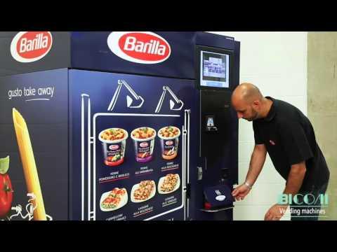 Bicom Vending Machines