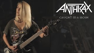 Anthrax - Caught in a mosh / Ada cover