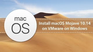 how to download macos mojave on vmware - Thủ thuật máy tính