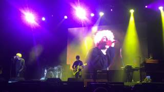The Charlatans - Come Home Baby [Clip] Live at Corona Capital Festival 2015 Mexico City