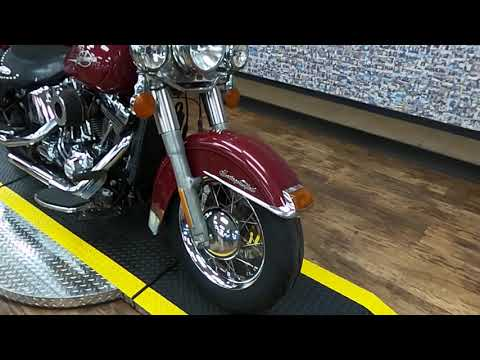 2006 Harley-Davidson Heritage Softail Classic