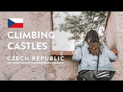 CASTLE EXPLORING! Prague Castle and Cathederal | Czech Republic Prague Travel Vlog