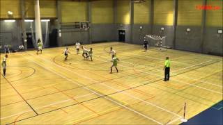 preview picture of video 'Mini Maca Wavre - MFCD Verviers - Second Half'