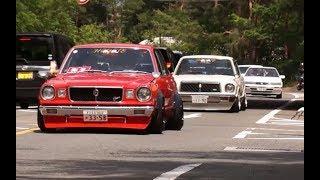 ☆富士河口湖オートジャンボリー2018 場外⑤ Japanese Custom Old Cars Event Fuji Kawaguchiko Auto-Jamboree 2018 Vol.⑤
