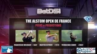 PGA Alstom Open De France Odds | Golf Betting Picks