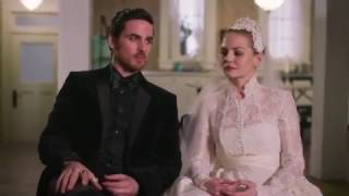 OUAT Jennifer Morrison And Colin Odonoghue Talking About 6x20 The Song In Your Heart