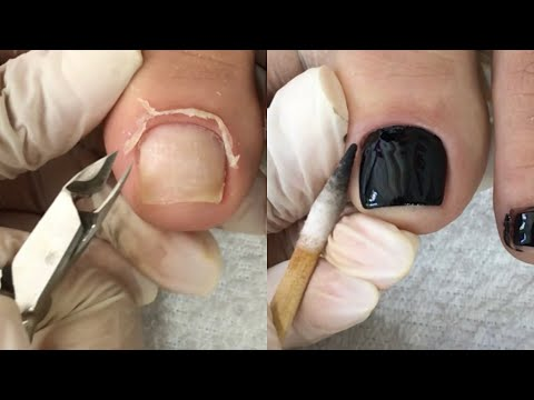 Cutilar + Esmaltar nos pés