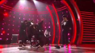 Memphis Jookin & Turfin with Janelle Monae on So You Think YOU Can Dance