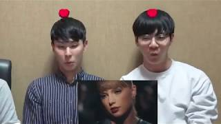 KOREAN BOYS REACTION To..... TAYLOR SWIFT   DELICATE