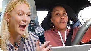 Karlie Kloss Pranks Drivers as Fake Car A.I. // Omaze