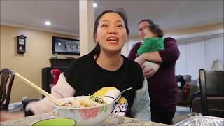 Vlog 445 ll Qua Chicago Thăm Chú Bình Thím Phương