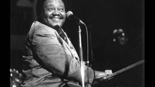 Fats Domino - Slow Boat To China