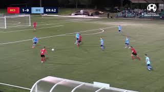 NPL NSW Men's Round 7 Highlights - Rockdale City Suns V Sydney FC