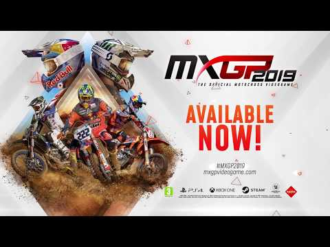 MXGP 2019 Launch Trailer thumbnail