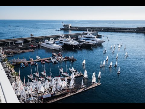 Monaco Optimist Team Race 2020 - Day 3