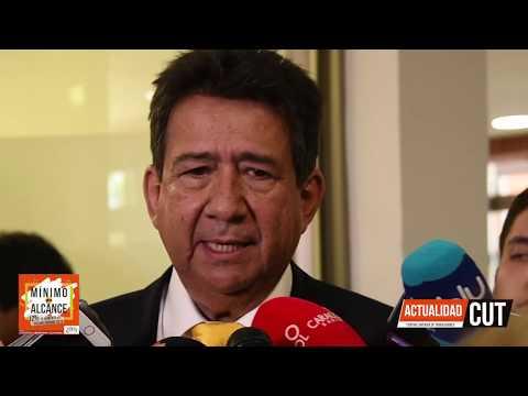 Informe Especial: Salario Mínimo para 2019 – 4 diciembre 2018. Diógenes Orjuela