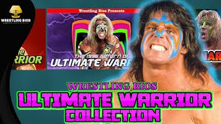 The Complete Ultimate Warrior Collection | Wrestling Bios