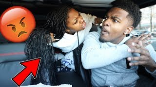WE GOT INTO OUR FIRST BIG ARGUMENT ON CAMERA...   VLOGMAS DAY 12