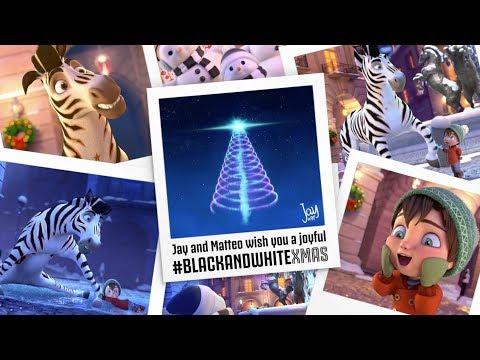 Jay & Matteo's Christmas Cartoon adventure!