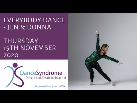 Watch video Everybody Dance Jen & Donna 19th November 2020
