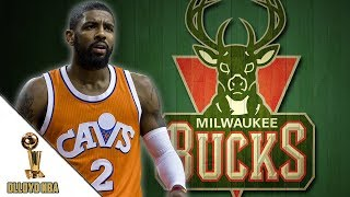 Bucks To Increase Trade Offer To Cavs For Kyrie Irving!!! | NBA News