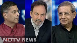 Economic Survey: Watch analysis with Arvind Subramanian and Prannoy Roy