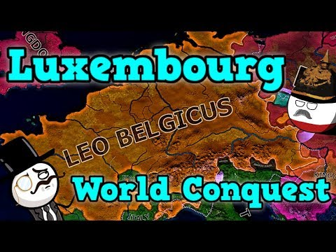 Download Hearts Of Iron 4 Hoi4 Democratic Luxembourg Challenge Video