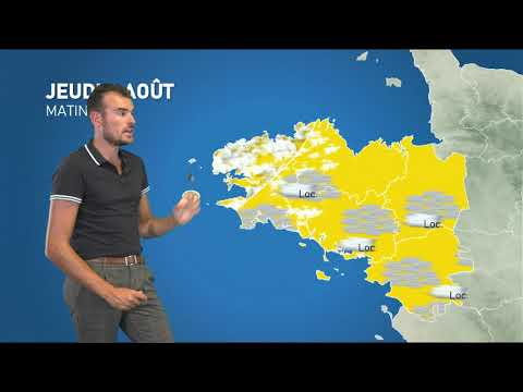 Illustration de l'actualité La météo de votre jeudi 6 août 2020